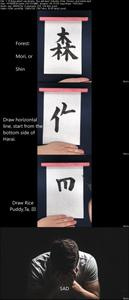 Learn Japanese Calligraphy and Kanji in 60 days