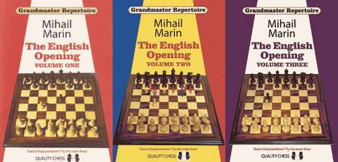 CHESS • Grandmaster Repertoire 3-4-5 • The English Opening • Volume 1-2-3 (2010)