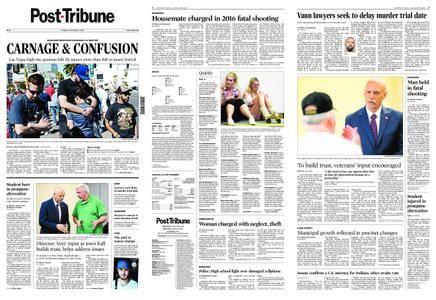 Post-Tribune – October 03, 2017
