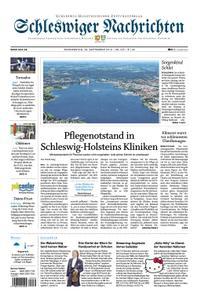Schleswiger Nachrichten - 26. September 2019