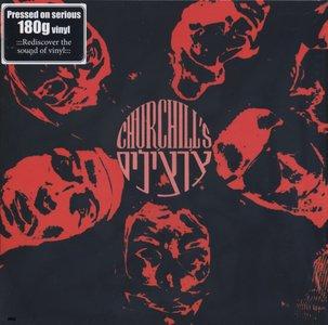 Churchill's - Churchill's (1968) Axis/AXLP1009 - UK 180g Pressing - LP/FLAC In 24bit/96kHz