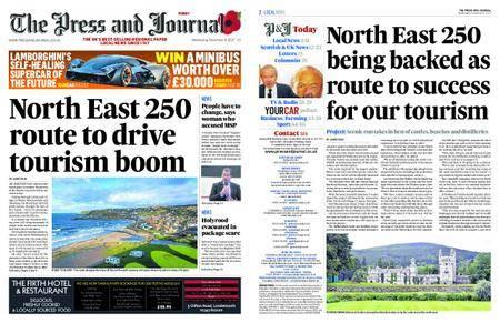 The Press and Journal Moray – November 08, 2017