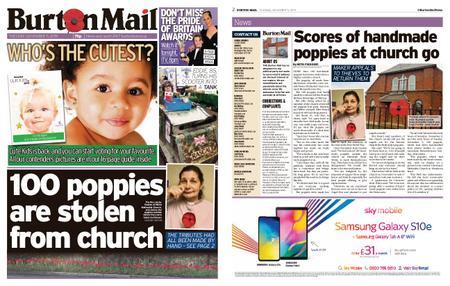 Burton Mail – November 05, 2019