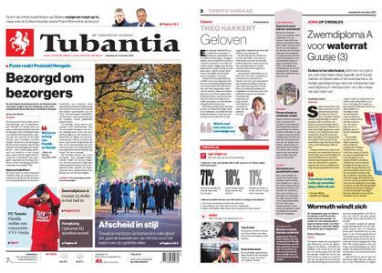 Tubantia - Enschede – 25 november 2019