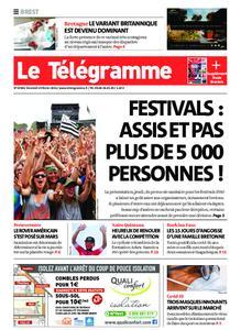 Le Télégramme Brest – 19 février 2021