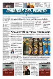Corriere del Veneto Venezia e Mestre – 16 ottobre 2019
