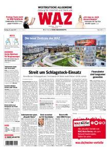 WAZ Westdeutsche Allgemeine Zeitung Oberhausen-Sterkrade - 22. Januar 2019