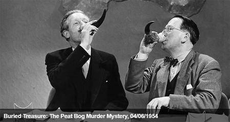 BBC - Buried Treasure the Peat Bog Murder Mystery (1954)