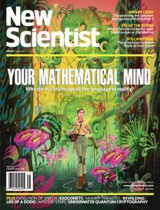New Scientist - September 02, 2017