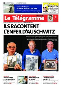 Le Télégramme Concarneau – 26 janvier 2020