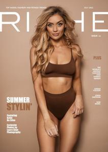 Riche Magazine - Issue 102, July 2021