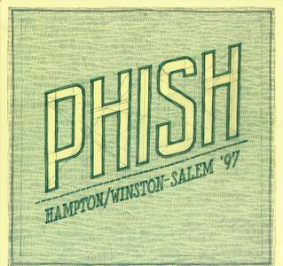 Phish - Hampton/Winston-Salem '97 (2011) [7CD Box Set]