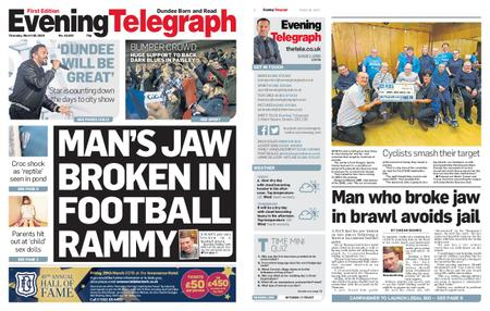 Evening Telegraph First Edition – March 28, 2019