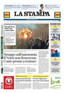 La Stampa Imperia e Sanremo - 22 Luglio 2019