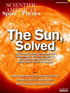 Scientific American: Space & Physics - August/September 2020