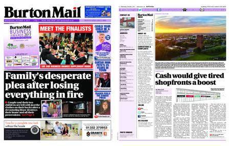 Burton Mail – October 04, 2017