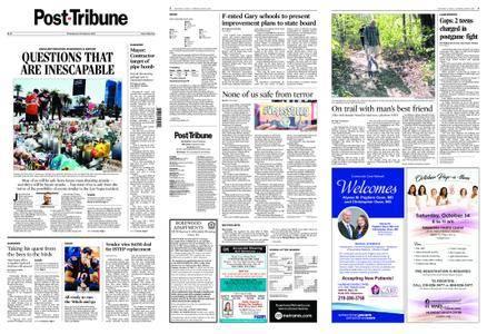 Post-Tribune – October 04, 2017