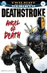 Deathstroke 016 2017 2 covers Digital Zone-Empire