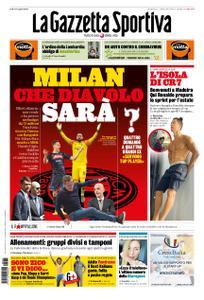 La Gazzetta dello Sport – 05 aprile 2020