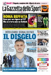 La Gazzetta dello Sport Roma – 07 marzo 2019