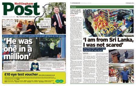 Nottingham Post – July 18, 2018