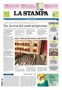 La Stampa Imperia e Sanremo - 7 Marzo 2019