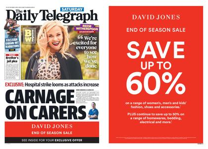 The Daily Telegraph (Sydney) – June 01, 2019