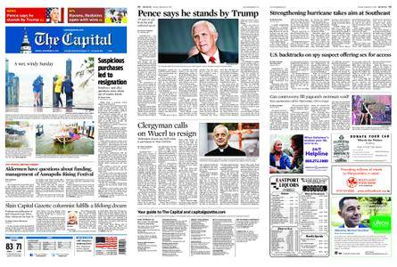 The Capital – September 10, 2018