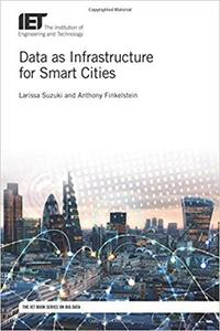 Data as Infrastructure for Smart Cities