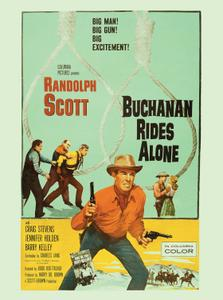 Buchanan Rides Alone (1958) [w/Commentary]