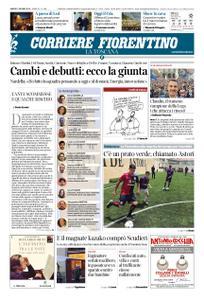 Corriere Fiorentino La Toscana – 01 giugno 2019