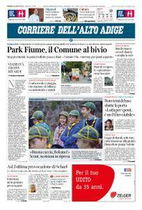 Corriere dell'Alto Adige – August 26, 2018