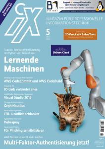 iX Magazin - Mai 2019