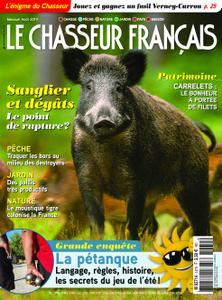 Le Chasseur Français - août 2019