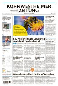 Kornwestheimer Zeitung - 14. Februar 2019
