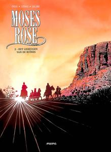 Moses Rose - 03 - El Deguello (cbz