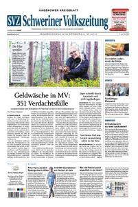 Schweriner Volkszeitung Hagenower Kreisblatt - 28. September 2019