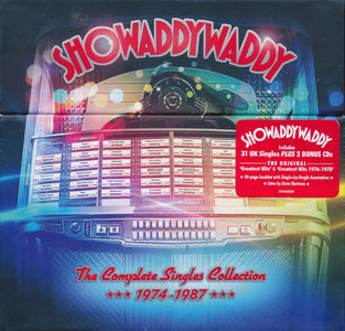 Showaddywaddy - Complete Singles Collection 1974-1987 (2015) [33CD Box Set] Re-up