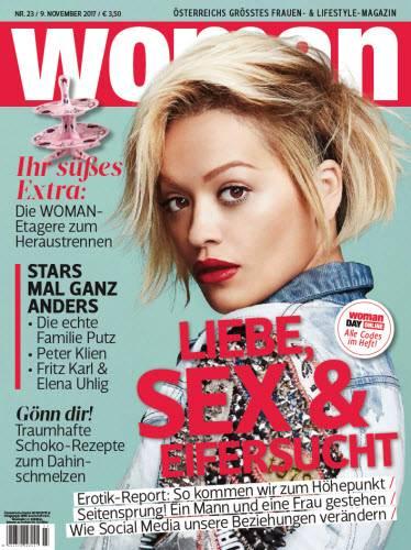 Woman Austria No 23 - 09. November 2017