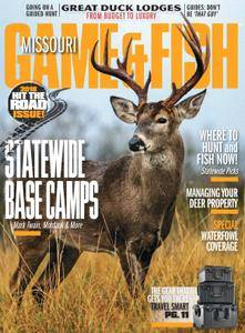 Missouri Game & Fish - December 2017