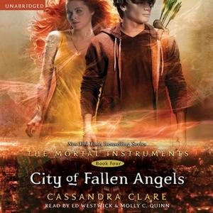 «City of Fallen Angels» by Cassandra Clare