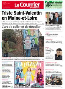 Le Courrier de l'Ouest Angers – 20 février 2020
