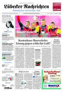 Lübecker Nachrichten Ostholstein Süd - 15. Februar 2018