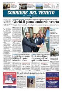 Corriere del Veneto Vicenza e Bassano – 05 ottobre 2018