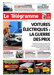 Le Télégramme Quimper – 24 mars 2021