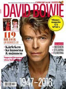 David Bowie 1947-2016 - 16 Januari 2016