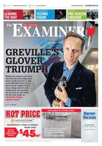 The Examiner - March 9, 2019