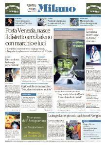 la Repubblica Milano - 28 Ottobre 2017
