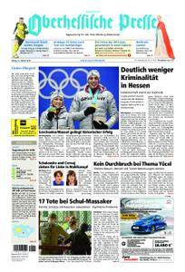 Oberhessische Presse Hinterland - 16. Februar 2018