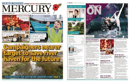 Hertfordshire Mercury – November 07, 2019